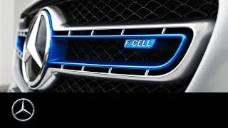 IAA 2017 Future Talk [German Only] mit dem Mercedes-Benz GLC F-Cell
