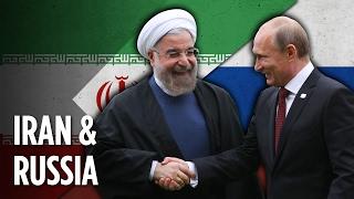 Russia And Iran: The Anti-U.S. Alliance