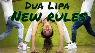 Dua Lipa - New Rules | Alyson Stoner Dance Cover