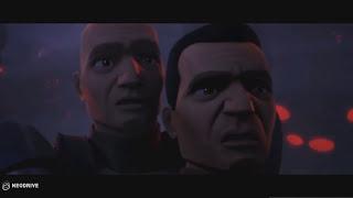 Star Wars: The Clone Wars | Pelea | Legion 501 VS Legion 212 | Español Latino HD