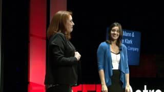 Bringing the arts to everyone | Annie Klark & Katie Mann | TEDxDetroit