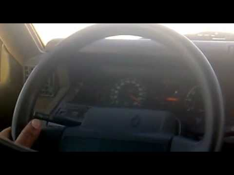 renault 25 roule a 215 km h