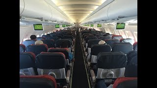 Turkish Airlines Airbus A320-200 Economy Class Review