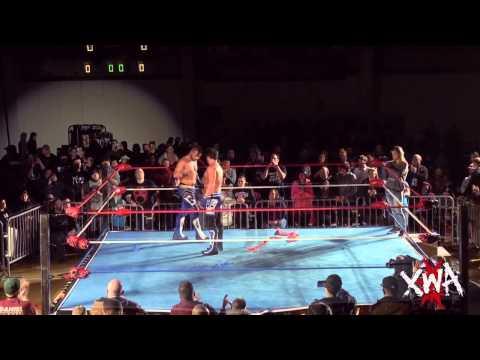 XWA Xtreme Rumble '15 DVD release