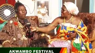 Akwambo festival - Badwam Amamere on Adom TV (16-8-17)
