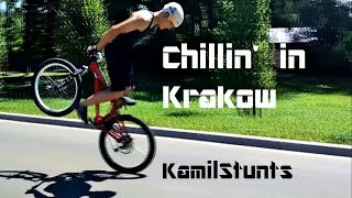Chillin' in Krakow - KamilStunts