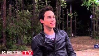 Vampire Diaries On Set: Chris Wood (Kai) Interview