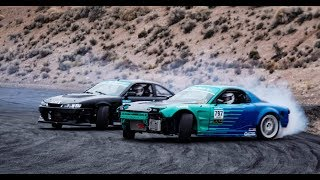 rx7 fd 4th place finish Formula Drift pro/am