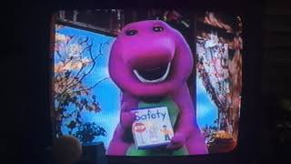 Closing to Barney's Making New Friends 1995 VHS