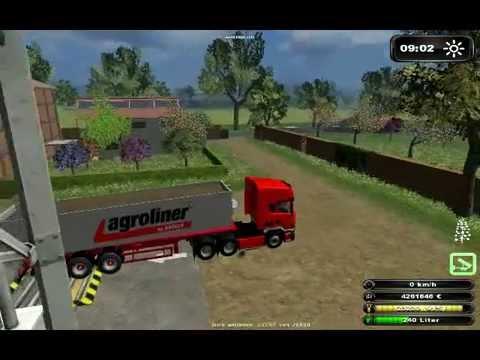 Landwirtschafts Simulator 2011 große Felder mods