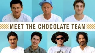 Pretty Sweet Tour: Meet the Chocolate Team
