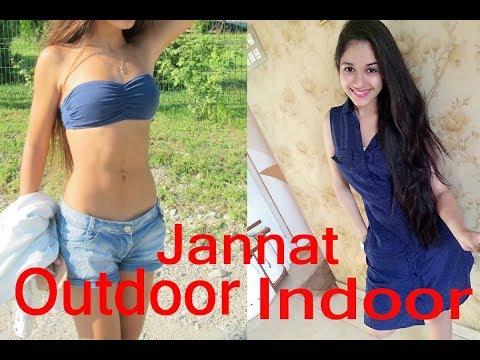 Xxx Mp4 Tu Aashiqui Actress Jannat Zubair Hot Figure Images Indoor Vs Outdoor 3gp Sex