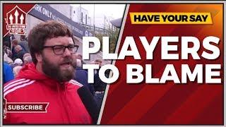 Man Utd Players To Blame! Brighton vs Manchester United 2-3 FanCam