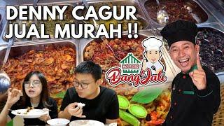 DAPOER BANG JALI By DENNY CAGUR !! RESTORAN ARTIS KOK MURAH ??