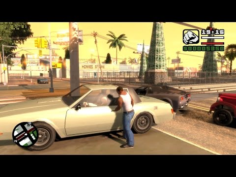 GTA IV San Andreas Beta 2 A World in Motion in 1080p