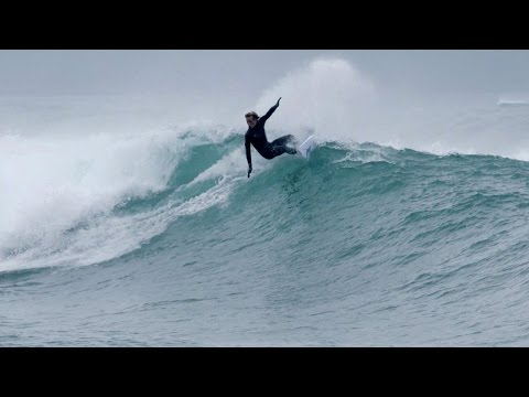 Frigid Surfing Continues in New Zealand's Coldest Corner