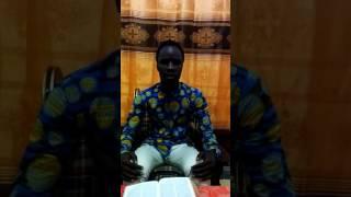"""BWANA ASEMA  NA KANISA """"tumrudie  MUNGU """"  na Mwijilisti Joshua Philip"""