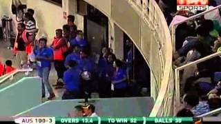 Pakistan vs Australia - 2nd T20 Dubai - Highlights - 7th Sept 2012 - Pt3