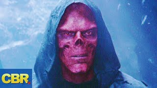 What Nobody Realized About Red Skull