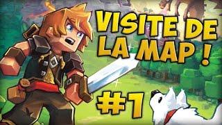 FRIGIEL & FLUFFY : LA MAP DU ROMAN ! #1