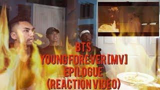 BTS - Young Forever [MV]  - Epilogue - (REACTION VIDEO)