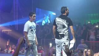 Live LACRIM à ALGER Part 2 - Premier concert de WALID -