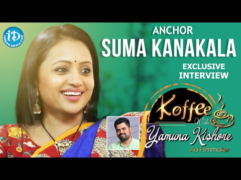 Anchor Suma Kanakala Exclusive Interview || Koffee With Yamuna Kishore #4