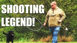 Fieldsports Britain - George Digweed, airgunning pigeons and rabbits, and the Schools Challenge
