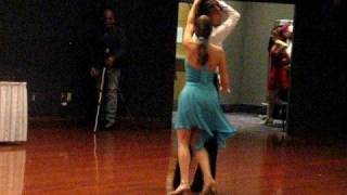 Merengue Competition - Erica & Ross
