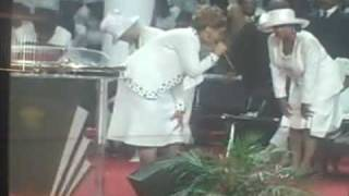 Dorinda Clark-Cole @ 102nd Holy Convocation of The Church of God In Christ Pt.3 of 3