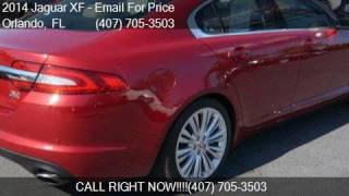 2014 Jaguar XF 3.0 AWD 4dr Sedan for sale in Orlando, FL 328