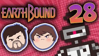 EarthBound: Ten Seconds to Comply! - PART 28 - Grumpcade