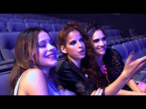 Violetta 2 Cómo Quieres Így készült a videóklip magyar felirattal