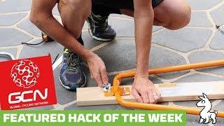 $20 Budget Road Bike Workstand