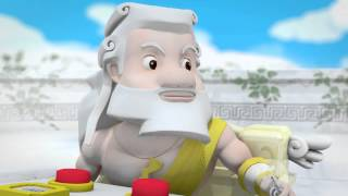 Short Animation 51 % of Heaven