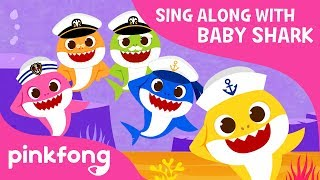 The Shark Dance | Sing Along with Baby Shark | Pinkfong Songs for Children