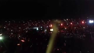 Arijit singh concert sardar patel stadium ahmedabad December 2016