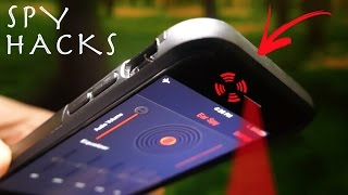 4 Smartphone Spy Hacks YOU CAN DO RIGHT NOW (Cool Spy Apps P2)