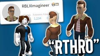 Roblox Announce Anthro (Rthro)