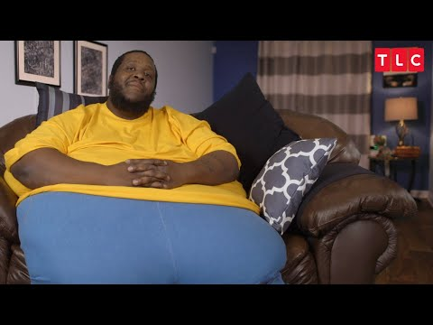 This Extremely Overweight Man Is His Mother's Caretaker | Family by the Ton