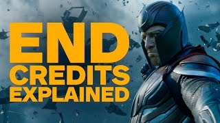 X-Men: Apocalypse's End Credits Scene Explained (SPOILERS!)