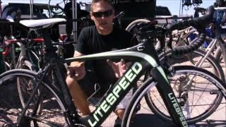 Litespeed Bicycles 2013 @ Interbike 2012