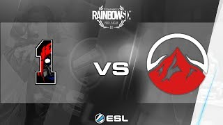 Rainbow Six Pro League - Season 2 - PC - NA - 1nfamy vs. Elevate - Week 2