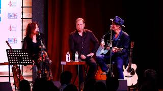 Rosanne Cash & Rodney Crowell perform