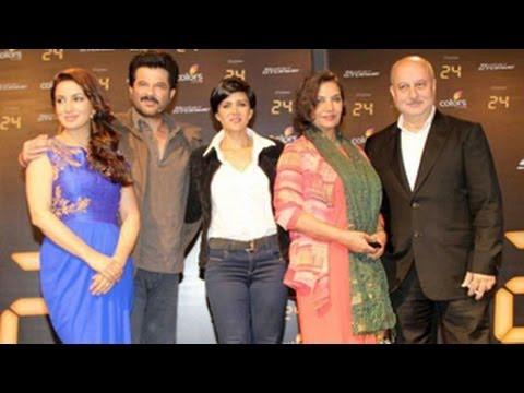 TV Show 24 Press Conference | Anil Kapoor, Mandira Bedi