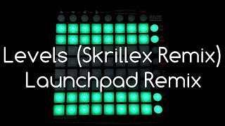 AVICII - Levels (Skrillex Remix) - Launchpad Remix by koneko-chan