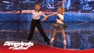 Brother and Sister Battle It Out With Dance for a Spot in Vegas - America
