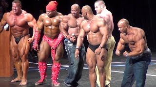 Jay Cutler, Kai Greene and others at the Atlantic States - LEGENDS - Must see !