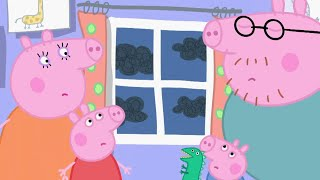 Peppa Pig en Español Episodios completos ⚡️La tormenta 🌧Dibujos Animados