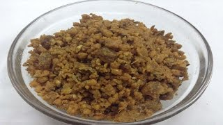 Chatpata Masala Recipe - For Samosa, Kachori Snacks - How To Make Chatpata Masala